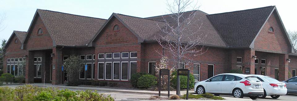 Downriver income tax building
